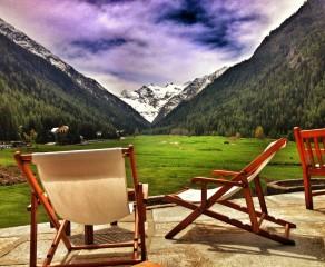 Hotel Bellevue & Cogne, Gran Paradiso