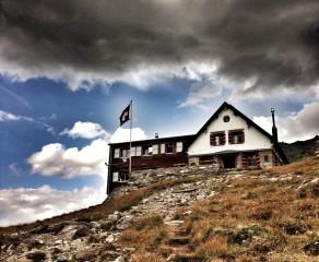 Turtmann Hut SAC Hike