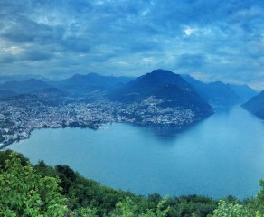 Lakeside Grottos of Lugano