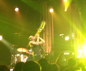 Rochers de Naye MTB and Montreux Jazz 2012