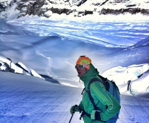 Our Man In Zermatt