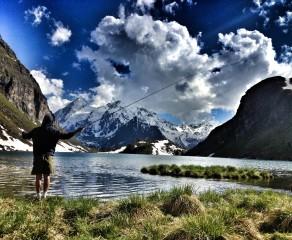 High Alpine Fly-Fishing