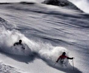 Late-Season Powder in Zermatt