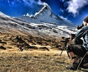 MTB Film Shoot With TGR & Switzerland Tourism