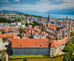 48 hours in Lausanne