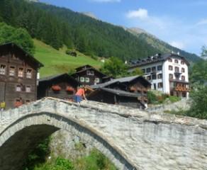 Surprise Valleys of Binntal & Val d'Hérens