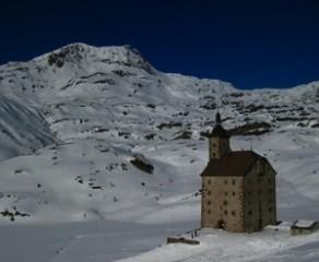 Simplon Pass Skitouring & Team-Building