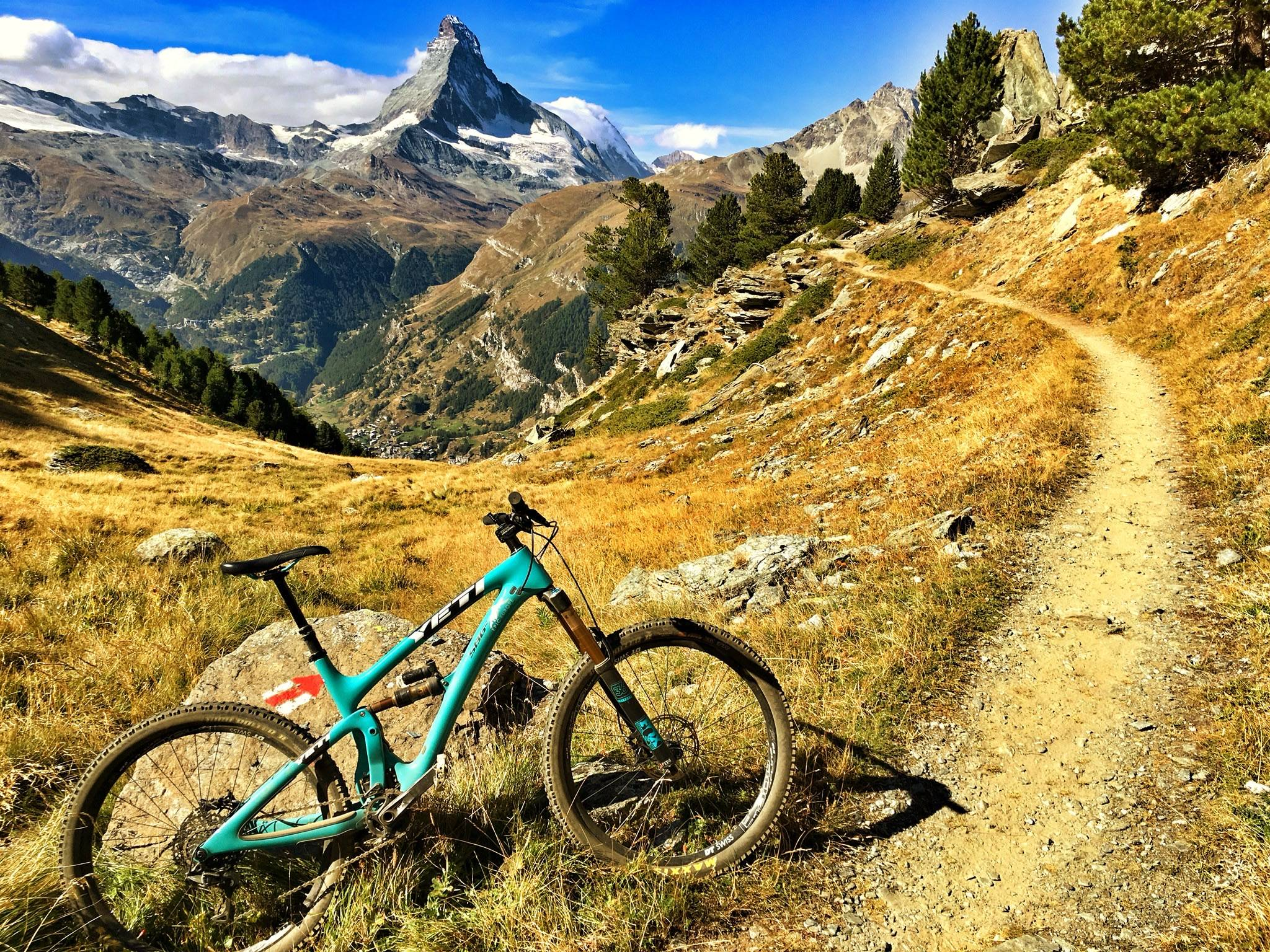 Epic Europe Partners With Yeti Cycles Epic Europe Journal
