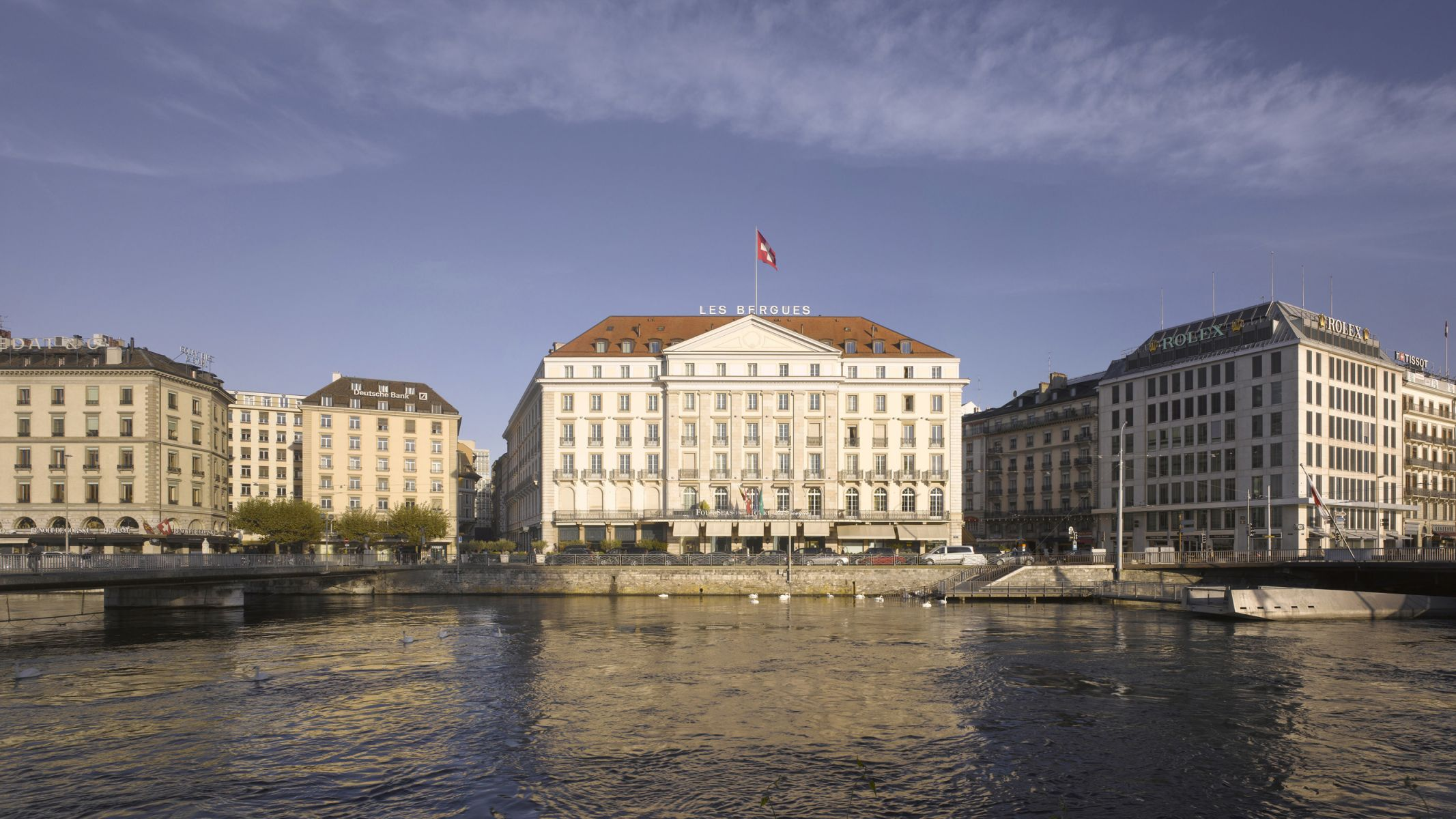 Four Seasons Hotel Des Bergues 5 Geneva Switzerland