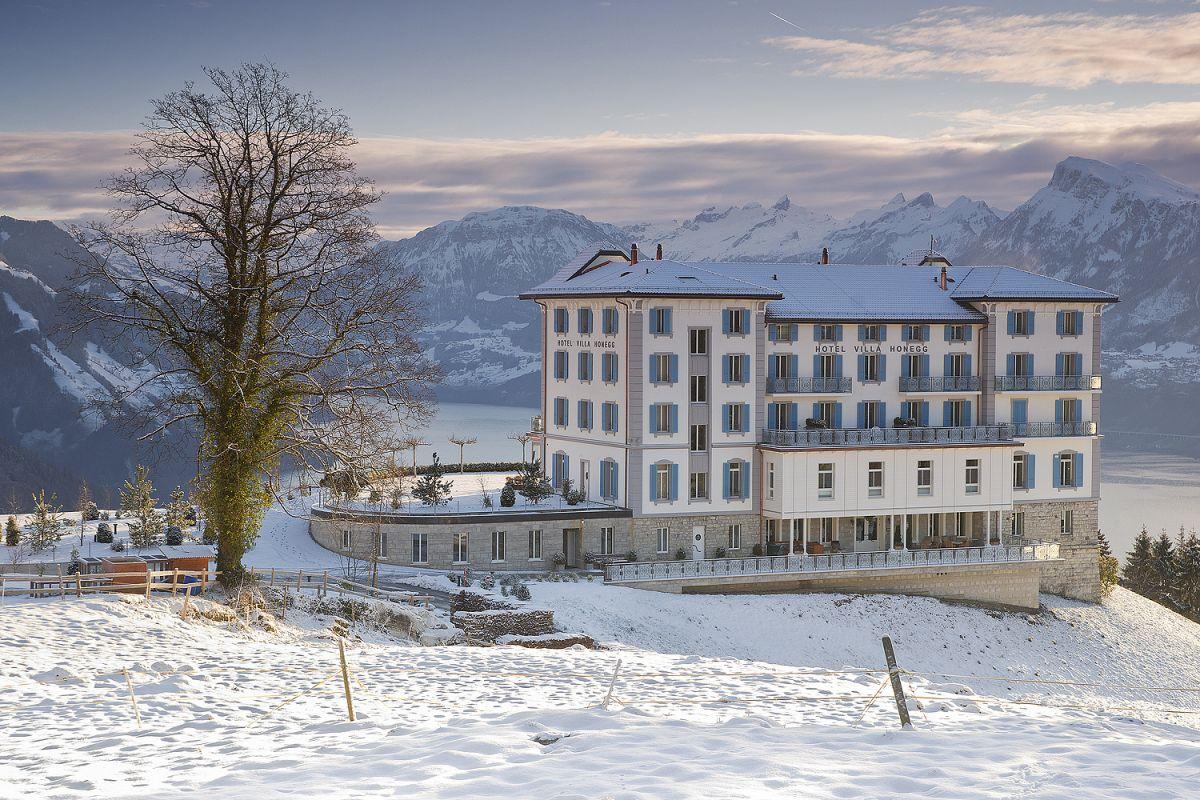 hotel villa honegg 5 lucerne switzerland epic europe. Black Bedroom Furniture Sets. Home Design Ideas